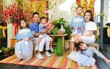 Nghệ sĩ Việt đón Tết đầm ấm bên gia đình