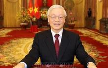 Tổng Bí thư, Chủ tịch nước Nguyễn Phú Trọng đọc thơ chúc Tết