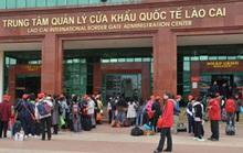 Phòng dịch Corona, tạm ngừng xuất, nhập cảnh khách du lịch qua cửa khẩu quốc tế Lào Cai