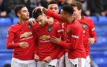 Man United mở tiệc bàn thắng, Man City vào vòng 5 FA Cup