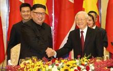 Tổng Bí thư, Chủ tịch nước trao đổi điện mừng với Chủ tịch Triều Tiên Kim Jong Un