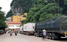 Lượng hàng hóa qua các cửa khẩu sẽ bị ảnh hưởng trong dịch viêm phổi Vũ Hán