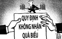 """Quảng Bình: Nghiêm cấm cấp dưới biếu quà, """"đi Tết"""" cấp trên dưới mọi hình thức"""