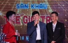 Danh hài Bảo Quốc về nước mừng sinh nhật Sân khấu Sài Gòn phẳng – Nhà hát Thế giới trẻ