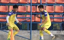 Đình Trọng hăng hái tập luyện trước thông tin bị HLV Park Hang-seo gạch tên dự U23 châu Á