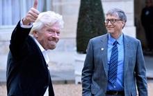 Tỷ phú Bill Gates và Richard Branson cùng nỗ lực chống lại biến đổi khí hậu