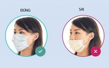Hướng dẫn đeo khẩu trang đúng cách để ngừa lây nhiễm virus corona