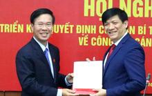 Thủ tướng bổ nhiệm Phó Ban Tuyên giáo TƯ Nguyễn Thanh Long làm Thứ trưởng Bộ Y tế