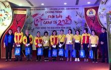 Hà Nội: 700 công nhân dự Tết sum vầy