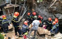 Đá rơi bất ngờ, đè nát người 2 mẹ con ở Nha Trang