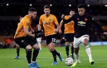 Man United sợ thót tim Wolverhampton, Man City đại thắng FA Cup