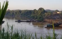 Than trời vì khai thác cát trên sông Đồng Nai