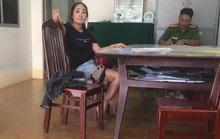 Quý bà tham gia bắt con nợ từ Vĩnh Long chở đến TP HCM