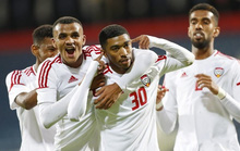U23 Việt Nam kỵ rơ U23 UAE