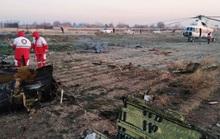 Rơi máy bay Boeing chở hơn 170 người ở Iran, không ai sống sót