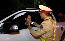 11 người lái xe ôtô có nồng độ cồn bị phạt 385 triệu đồng