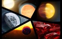 Kinh ngạc những hành tinh châu báu làm bằng ngọc quý, kim cương