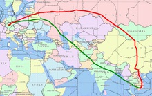 Vietnam Airlines chuyển hướng các chuyến bay giữa Việt Nam và châu Âu
