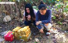 """Nhóm """"nữ quái"""" người Lào buôn ma túy chống trả biên phòng giữa rừng sâu"""
