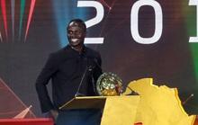 Mohamed Salah mất Quả bóng vàng vào tay Sadio Mane