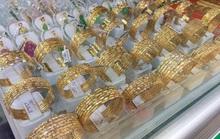 Đầu tuần, giá vàng SJC tiếp tục giảm