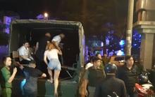 Quán bar V8 Club ở Biên Hòa vừa bị công an đánh úp