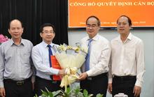 Thành ủy TP HCM có tân Trưởng Ban Nội chính