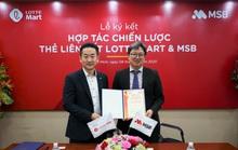 Ngân hàng MSB và LOTTE Mart tái ký hợp tác, nâng cấp thẻ đồng thương hiệu