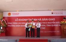 Quảng Nam: Khánh thành, bàn giao công trình an sinh xã hội do Agribank tài trợ