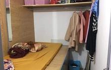 Hà Nội: Xuất hiện nhà trọ 3m2 đủ duỗi chân cho người lao động