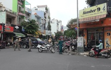 Bắt giữ kẻ cướp 2,1 tỉ đồng ở phòng giao dịch Techcombank tại Tân Phú