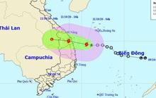 Bão số 6 lao nhanh vào Quảng Nam-Bình Định, gây mưa đặc biệt to tới 700 mm