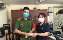 Nữ sinh viên nhờ công an tìm người đánh rơi 200 triệu đồng gần Bệnh viện Ung Bướu TP HCM