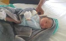 Đã có người nhận nuôi bé sơ sinh bị bỏ rơi trong túi ni lông ven đường Bình Thuận