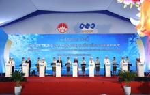 FLC động thổ Tổ hợp Trung tâm Hội nghị Quốc tế tại Vĩnh Phúc