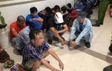 Phát hiện hàng chục người trác táng trong khách sạn ở Bình Tân, TP HCM