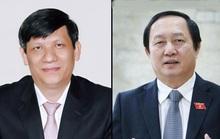 Quốc hội dự kiến phê chuẩn 2 tân Bộ trưởng Y tế và KH-CN tại kỳ họp thứ 10