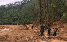 Thủy điện Rào Trăng 3 sạt lở: Lực lượng cứu hộ tiếp cận khu vực Trạm Kiểm lâm 67
