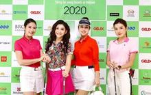 Nhiều hoa hậu, á hậu tranh tài tại giải Golf có giải thưởng 6 tỉ đồng