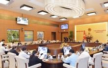 UBTV Quốc hội cho ý kiến việc miễn nhiệm Thống đốc Ngân hàng Nhà nước với ông Lê Minh Hưng