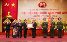 Thủ tướng trao Huân chương Hồ Chí Minh cho Hải Phòng