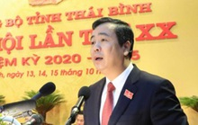 Ông Ngô Đông Hải tái đắc cử Bí thư Thái Bình với số phiếu tuyệt đối