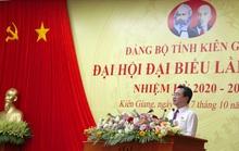 Đại hội Đại biểu Đảng bộ tỉnh Kiên Giang kết thúc phiên họp trù bị
