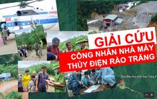 [Info-motion] Hơn 50 giờ tìm kiếm, giải cứu nạn nhân ở Rào Trăng 3 và trạm kiểm lâm 67