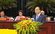 Thủ tướng Nguyễn Xuân Phúc: Đại hội mang tính quyết định tương lai của TP HCM