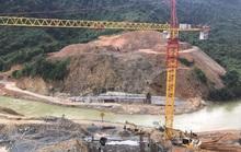 Ngưng toàn bộ hoạt động xây dựng ở thủy điện Rào Trăng 3