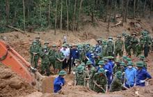 Vụ sạt lở tại Thủy điện Rào Trăng 3: Truy thăng quân hàm cho 2 sĩ quan trẻ