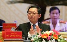 Chủ tịch UBND tỉnh Bình Định Hồ Quốc Dũng đắc cử Bí thư Tỉnh ủy