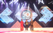 Techcombank vào danh sách 50 công ty niêm yết tốt nhất Việt Nam