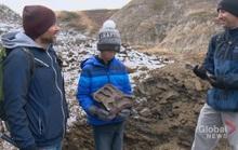 Đi dã ngoại, cậu bé 12 tuổi tìm ra quái thú 69 triệu tuổi